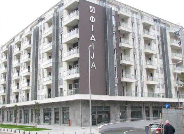 Garaža kolektivno stambenog objekta na U.P. 02 DUP Zagorič 1 - dio zone A