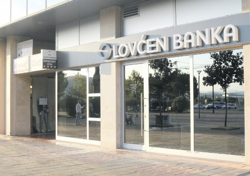 Filijala Lovćen banke - Podgorica