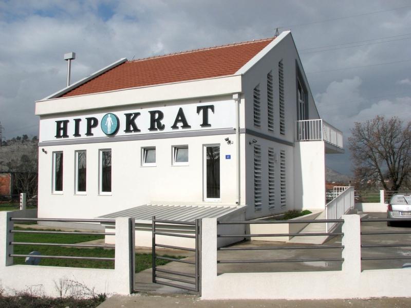 Poslovni objekat ''Hipokrat'' - Centar za radiološku dijagnostiku u Podgorici