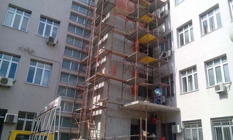 Objekat: Prostorije Višeg suda'' u Podgorici