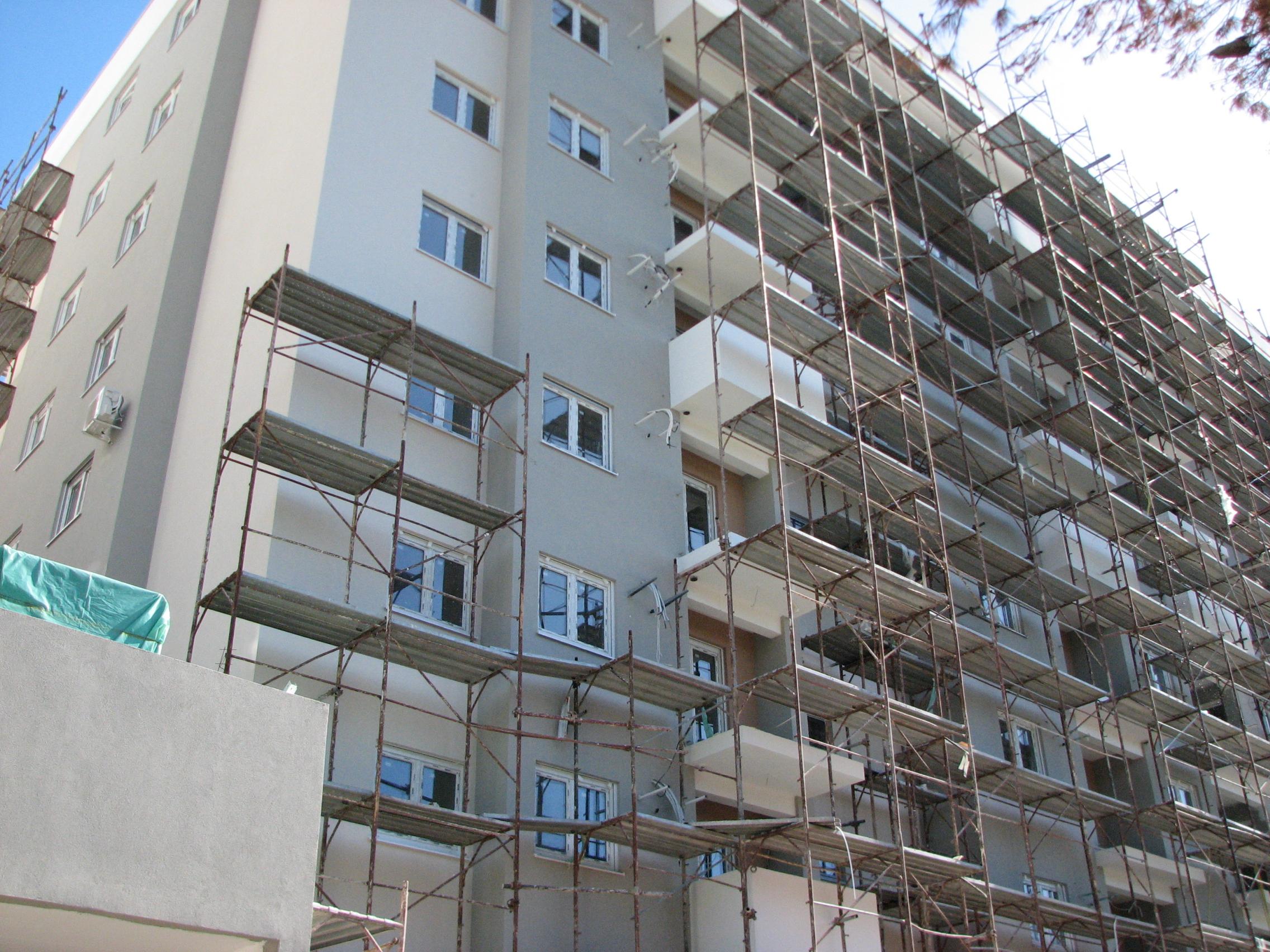 Stambeno-poslovni kompleks sa podzemnim garažama, faza 1 i 2 DUP Zagorič, Podgorica