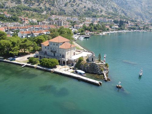 Institut za biologiju mora, Kotor