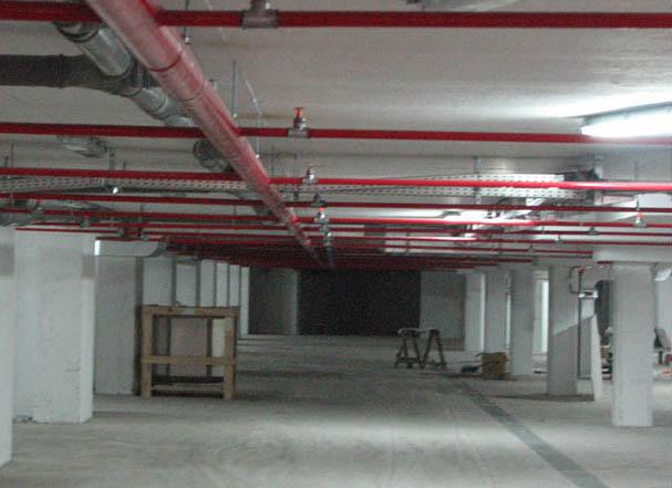 Garaže stambeno - poslovnog objekta