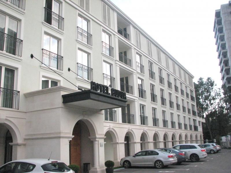 Hotel na U.P. 14.2, u okviru Bloka 14. na K.P. br. 2201/1 i 2202/2, KO Budva