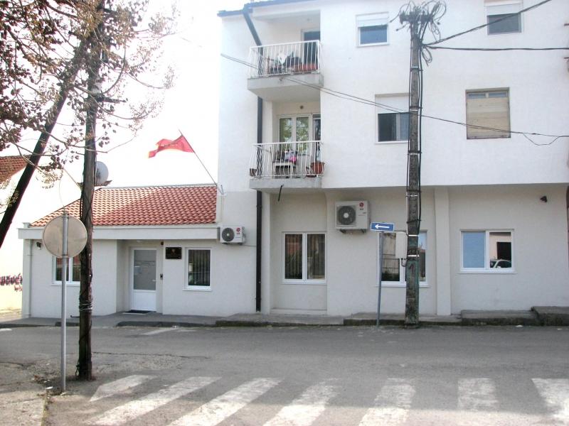 Poslovni objekat  ''Centar za socijalni rad'' u Danilovgradu