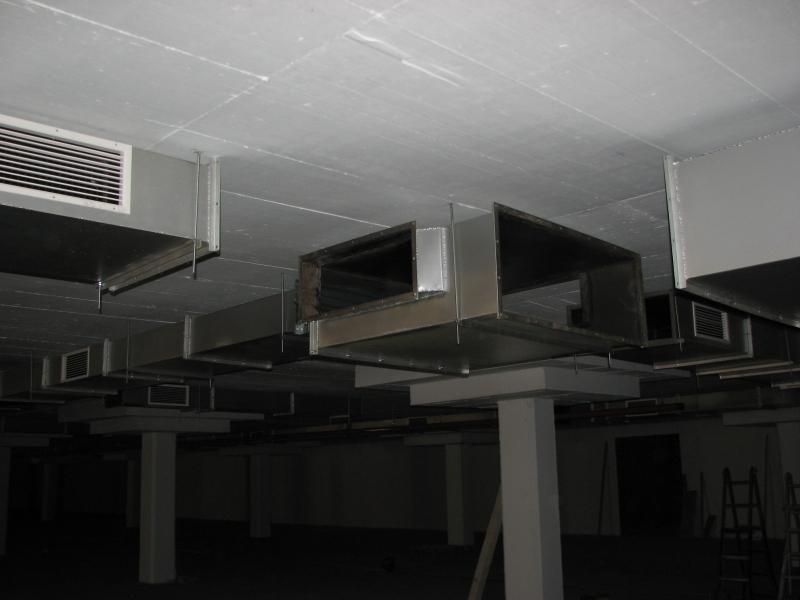 Podzemne garaže M1 poslovnog objekta